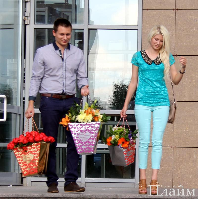 Плайм пакеты для цветов