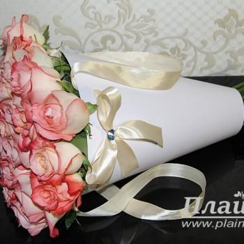 круглый конус для цветов