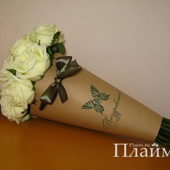 конверт для цветов